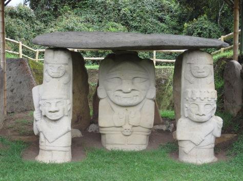 Tumba del Parque arqueológico