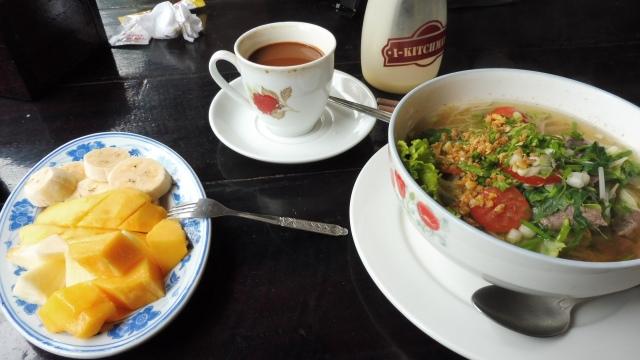 Desayuno laosi-ano